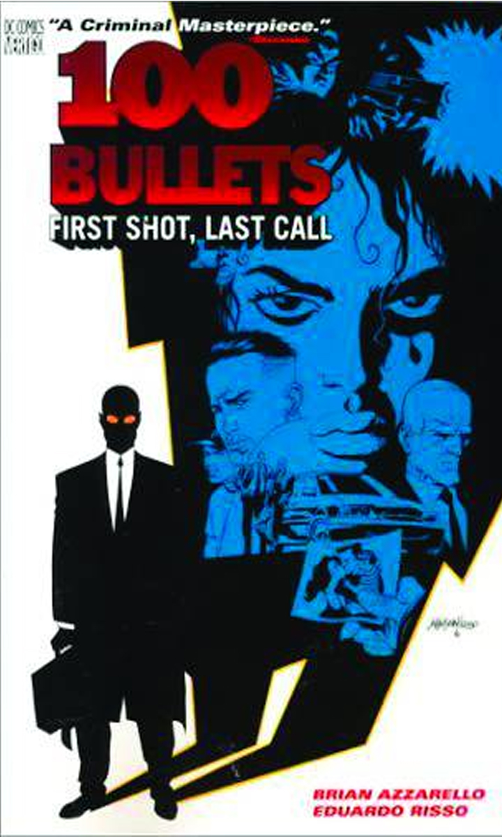 100 BULLETS TP VOL 1 FIRST SHOT LAST CALL