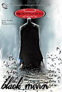 BATMAN THE BLACK MIRROR HC