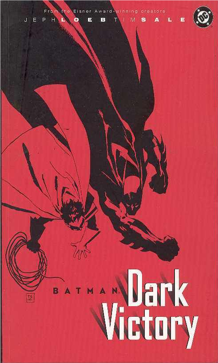 BATMAN DARK VICTORY TP