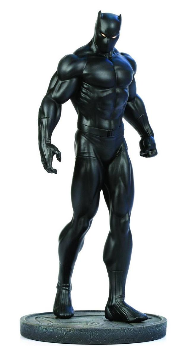 BLACK PANTHER CLASSIC STATUE