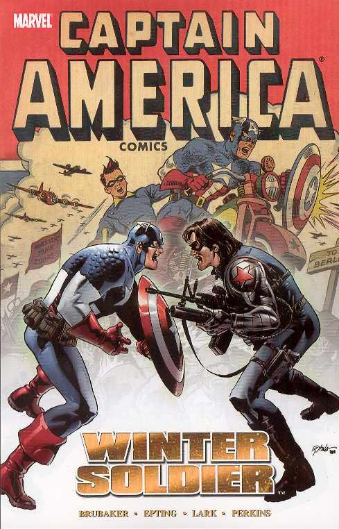 CAPTAIN AMERICA WINTER SOLDIER TP VOL 2