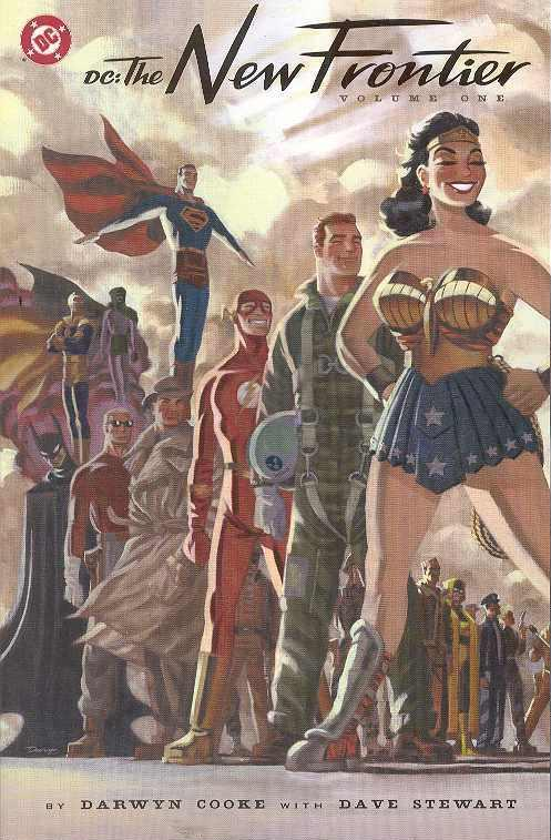 DC THE NEW FRONTIER TP VOL 1