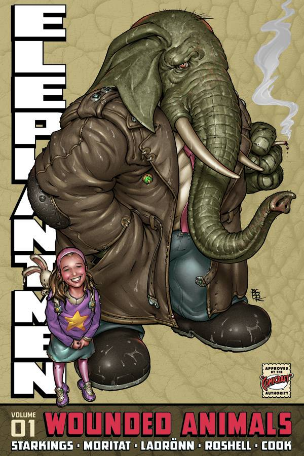 ELEPHANTMEN TP VOL 01 WOUNDED ANIMALS REVISED ED
