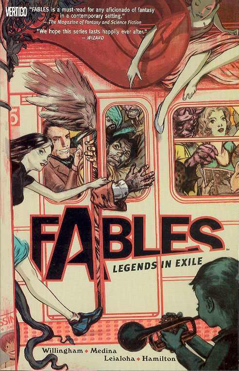 FABLES TP VOL 1 LEGENDS IN EXILE