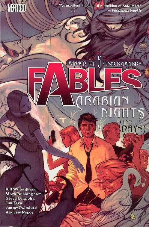 FABLES TP VOL 7 ARABIAN NIGHTS AND DAYS