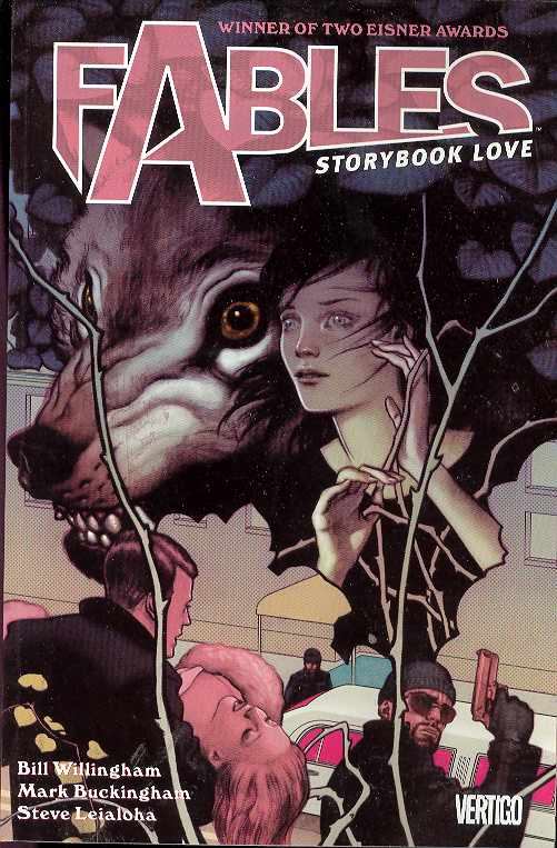 FABLES TP VOL 3 STORYBOOK LOVE