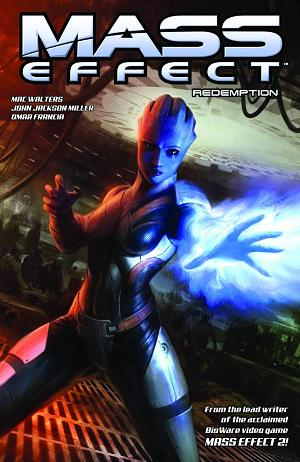 MASS EFFECT REDEMPTION TP