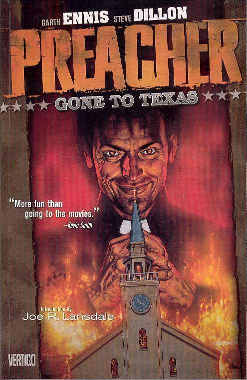 PREACHER TP VOL 1 GONE TO TEXAS