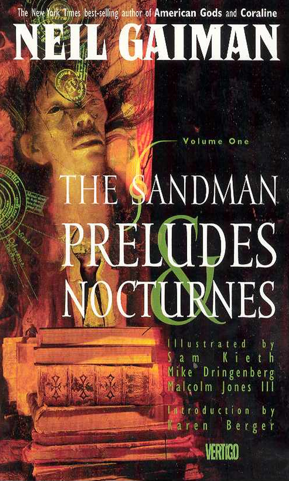 SANDMAN TP VOL 1 PRELUDES AND NOCTURNES