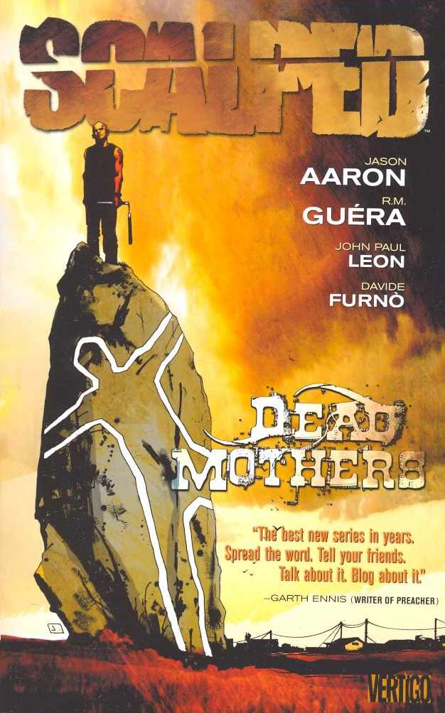 SCALPED TP VOL 3 DEAD MOTHERS